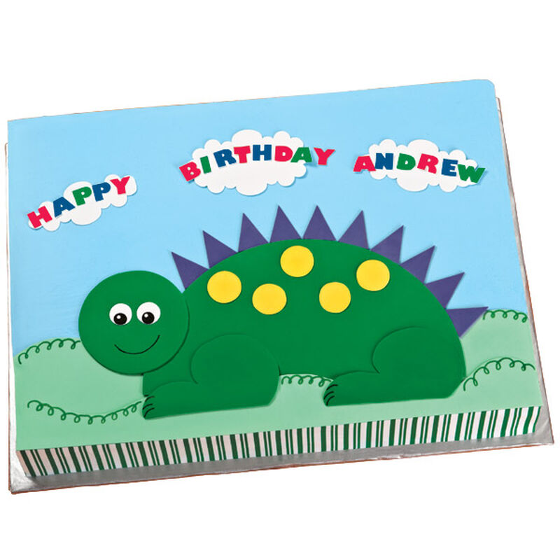 Birthday Creature Feature Cake image number 0