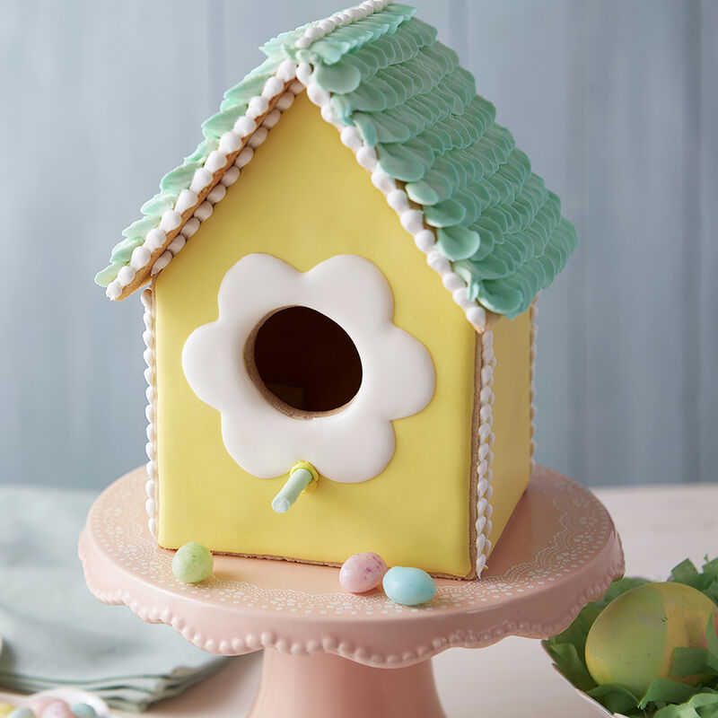 Cookie Birdhouse image number 1