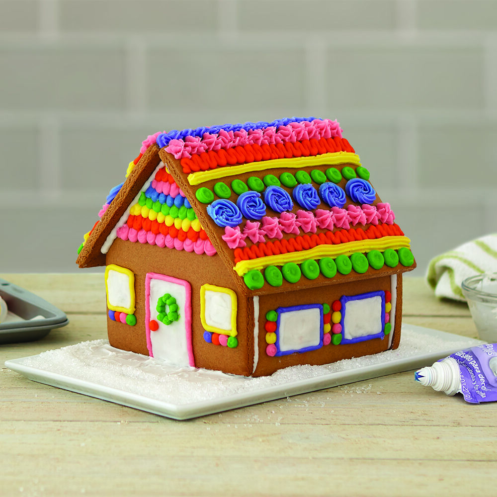 Gingerbread House Makeover Wilton