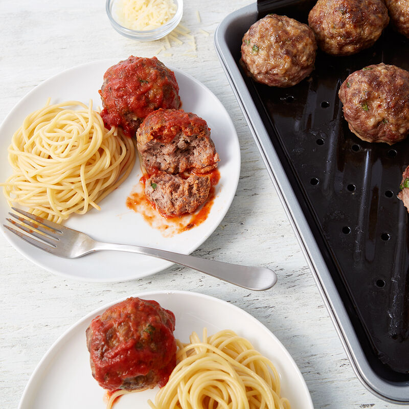 Easy Meatballs Recipe image number 0