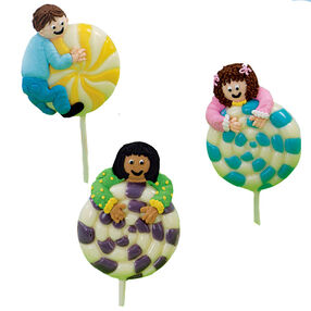 Just Lolligagging! Lollipops