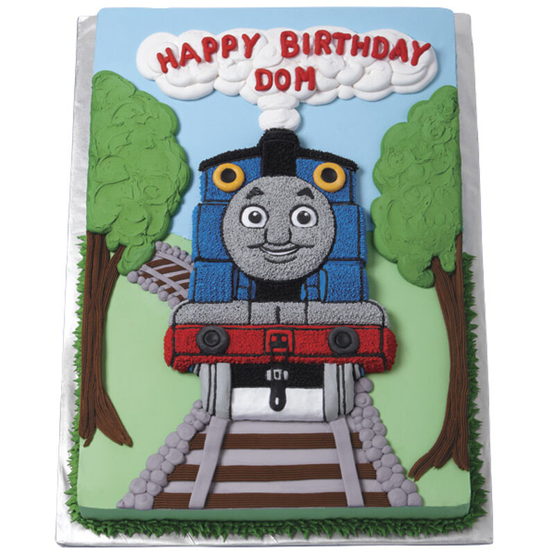 Thomas Celebration Station Cake image number 0