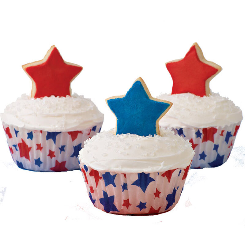 Standing up for Freedom Cupcake image number 0