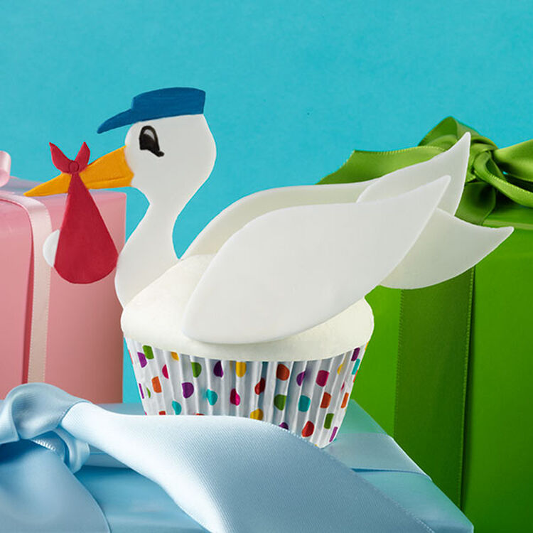The Stork's Special Bundle Cupcakes