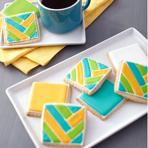 Indoor Sunshine Cookies