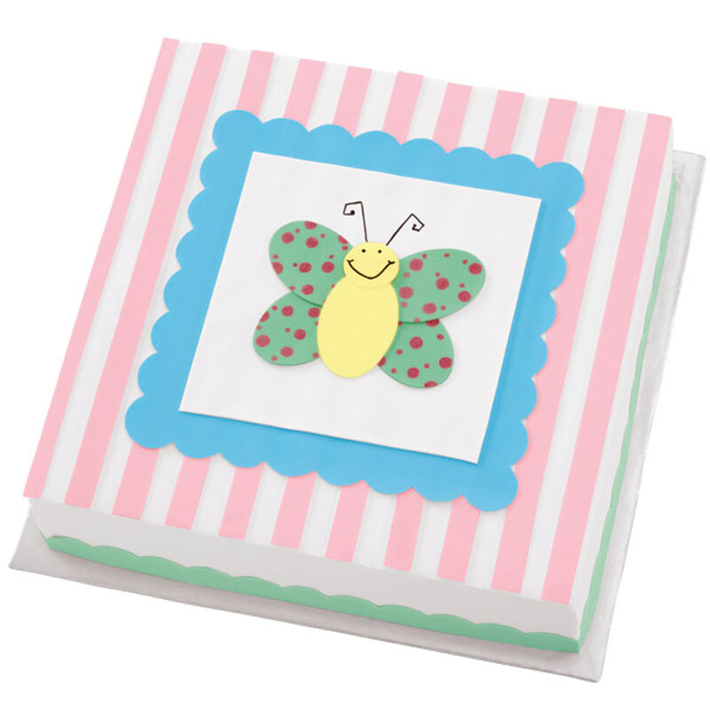 Bouncy Butterfly Cake image number 0