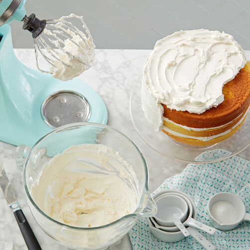 Italian Meringue Buttercream Frosting Recipe