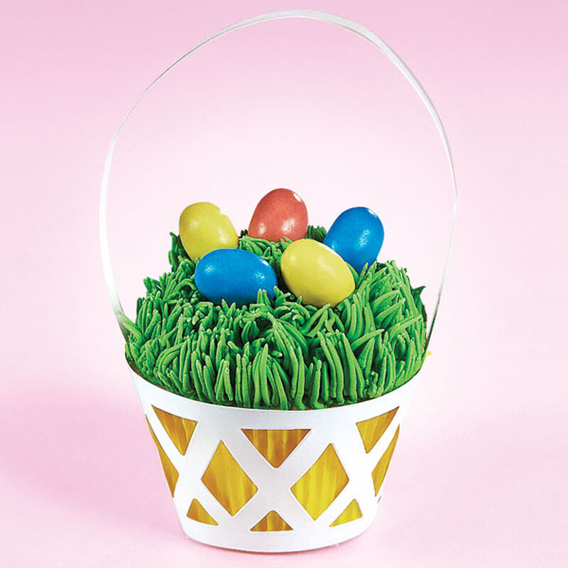 Easy Easter Basket Cupcakes image number 0