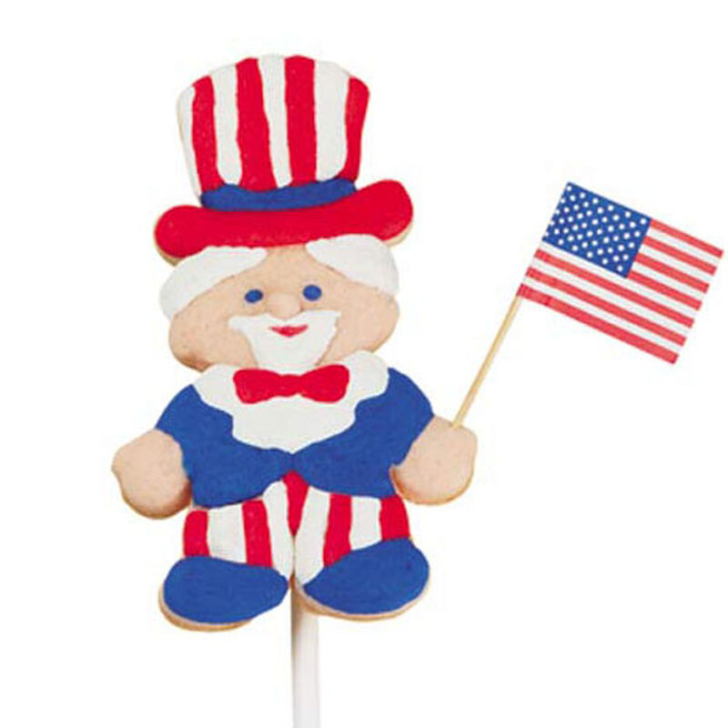 Stick With Uncle Sam Cookie image number 0