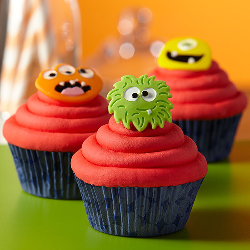 Monster Mayhem Cupcakes image number 0