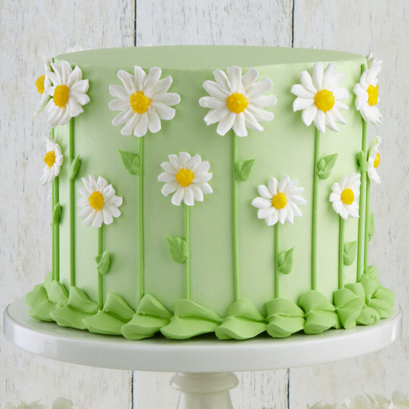 Fresh as a Daisy Cake image number 0