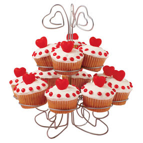 Red Hot Romance Cupcakes
