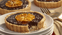 Salted Chocolate Ganache Tartlets
