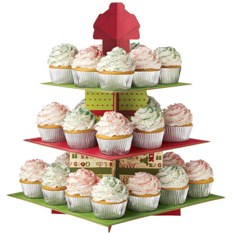 Presenting: Cupcakes for Christmas! image number 0