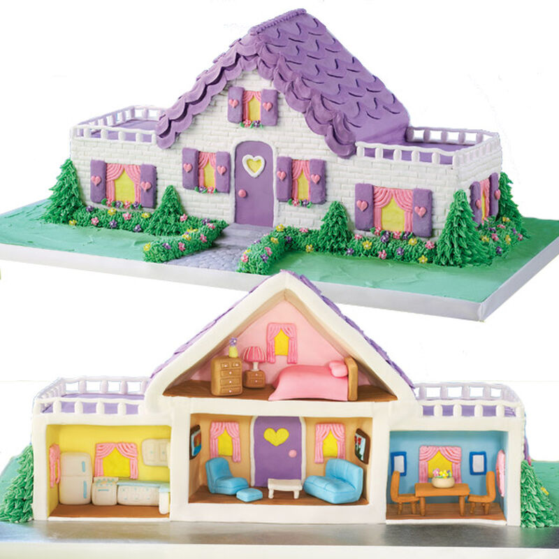 Dream Dollhouse Cake image number 0