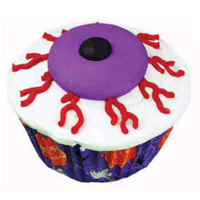A Site for Sore Eyes Cupcake