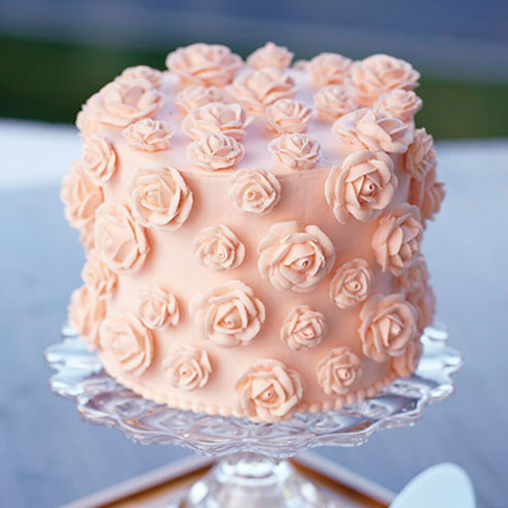 wilton wedding cake frosting recipes pink cake wilton 27519