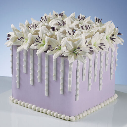 What Cake Decorating Tip Makes Flowers