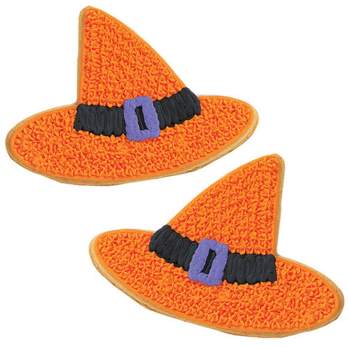 Star Witch Hats Cookies