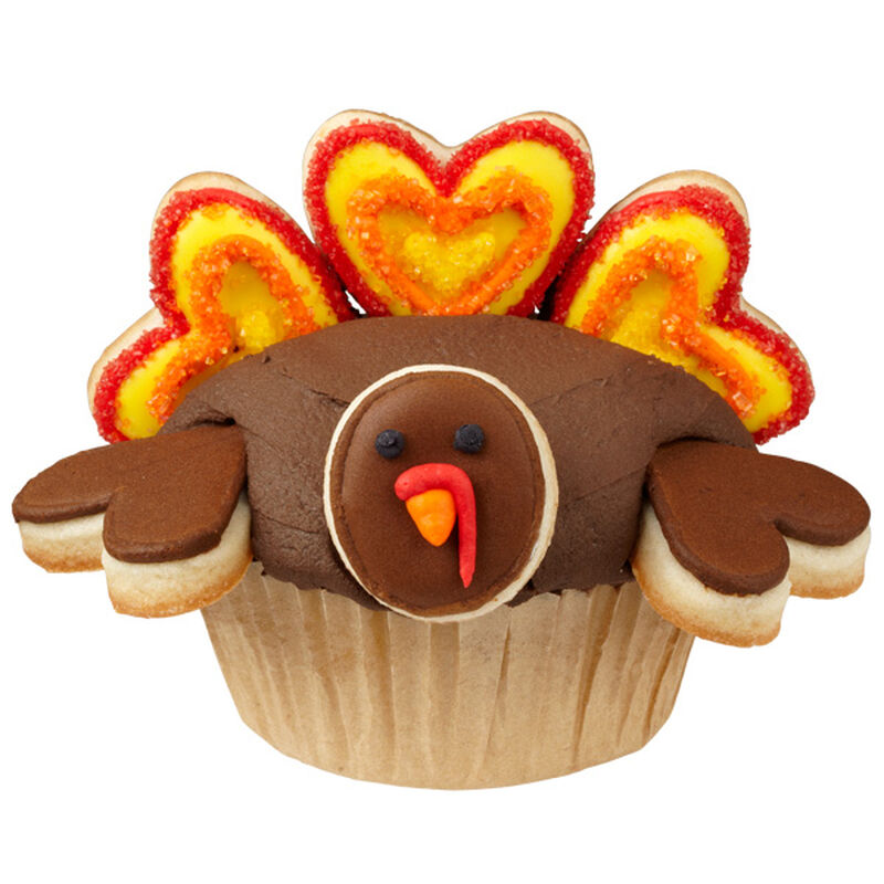 Tom Turkey Cupcakes image number 0