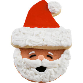 Santa?s Coming To Town Cookie