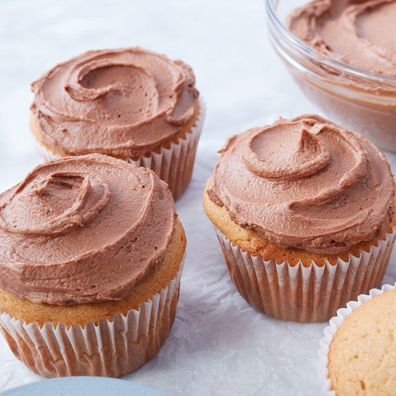 Peanut Butter Cupcakes Recipe image number 0