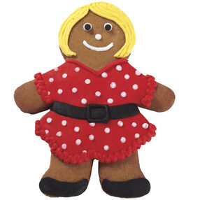 Gingerbread Mom Cookie