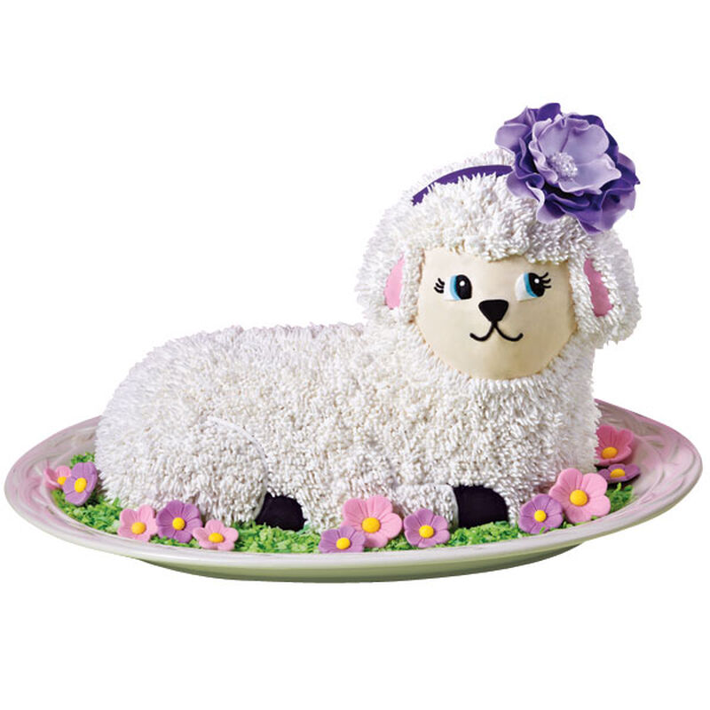Ewe Never Looked Better Cake image number 0