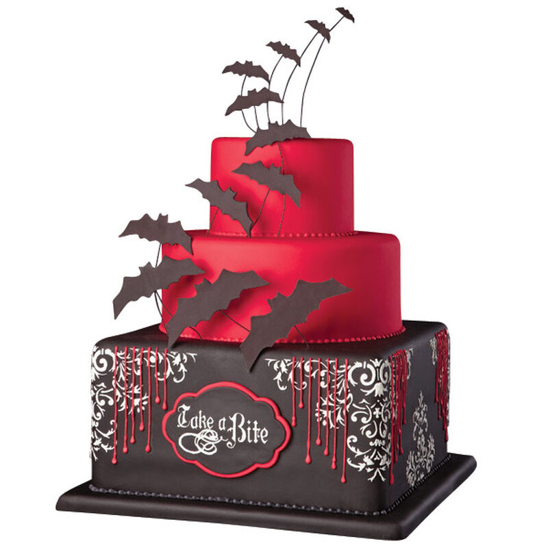 Fright in Flight Cake image number 0