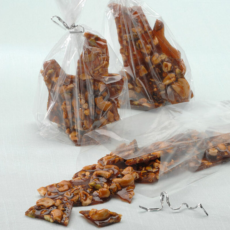 Sweet & Spicy Nut Brittle image number 0