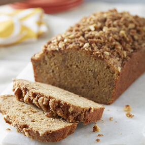 Walnut Banana Bread Recipe