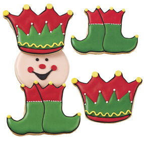 Elf Elation Cookies