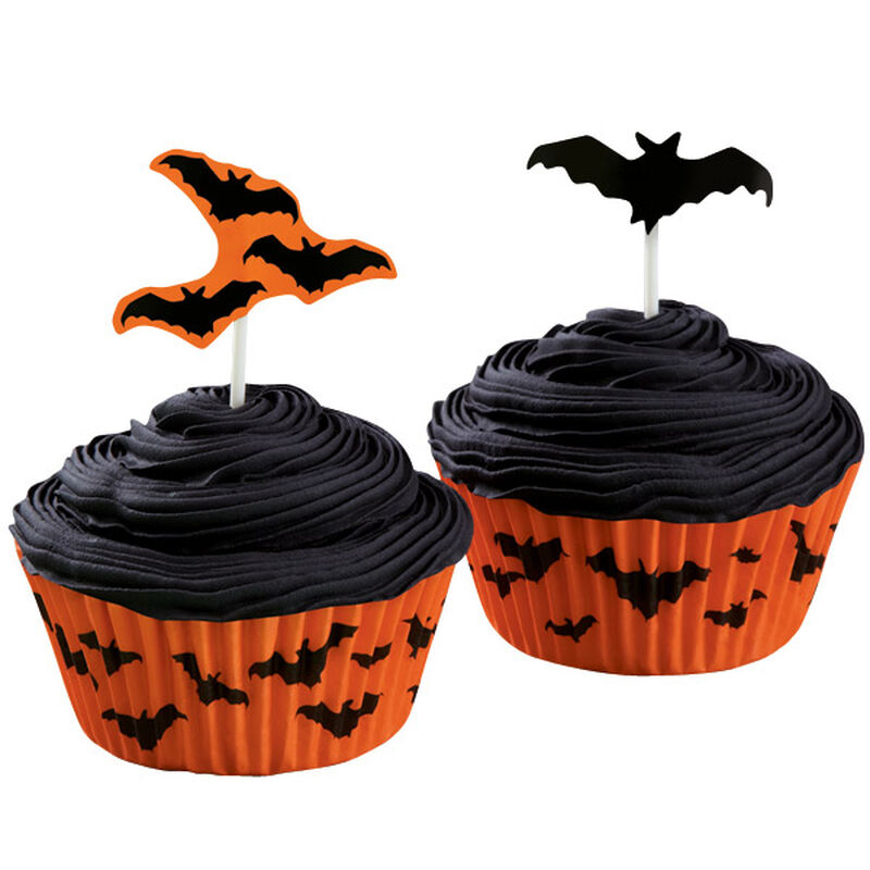 Bevies of Bats! Cupcakes image number 0