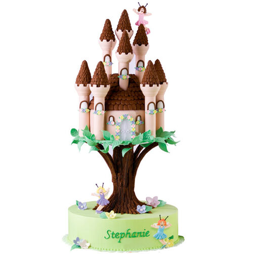 Fairyland Forest Cake