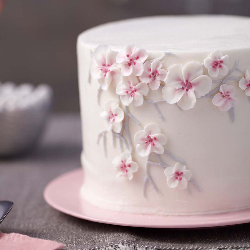 Cherry Blossom Cake image number 0