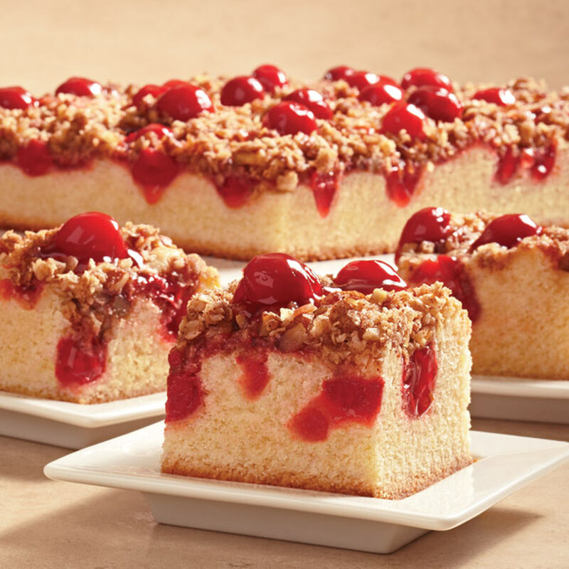 Cherry Coffee Cake image number 0