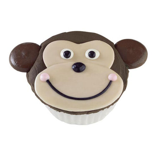 Monkey Munchie Cupcakes