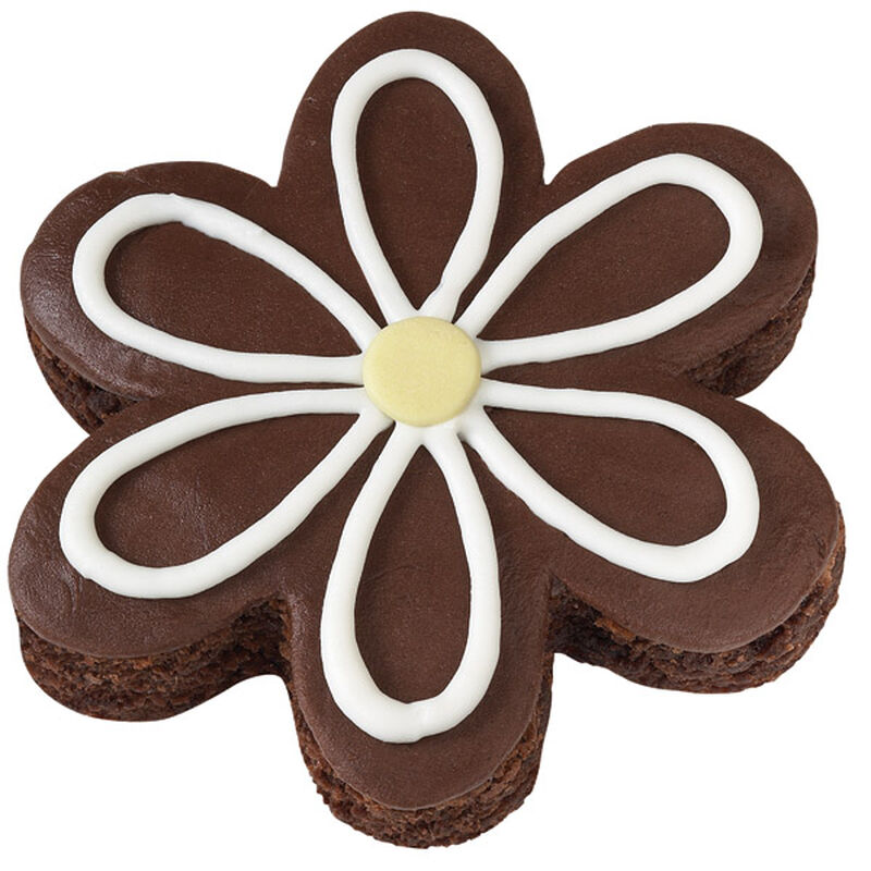 An Open Flower Brownies image number 0