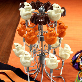 Spooky Boo Candy Pops
