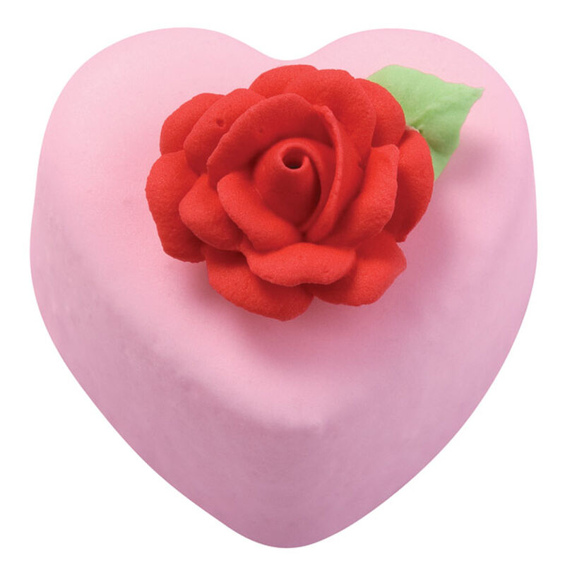 A Rose for Your Sweetheart Mini Cake image number 0