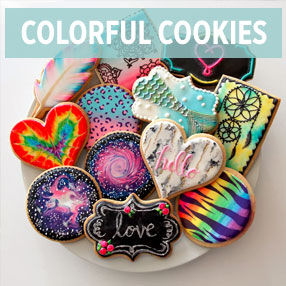 Colorful Cookies Class