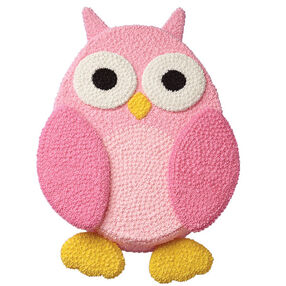 Owl Be At Your Party! Cake