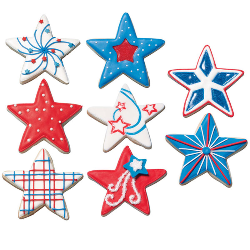 Stars on Parade Cookies image number 0