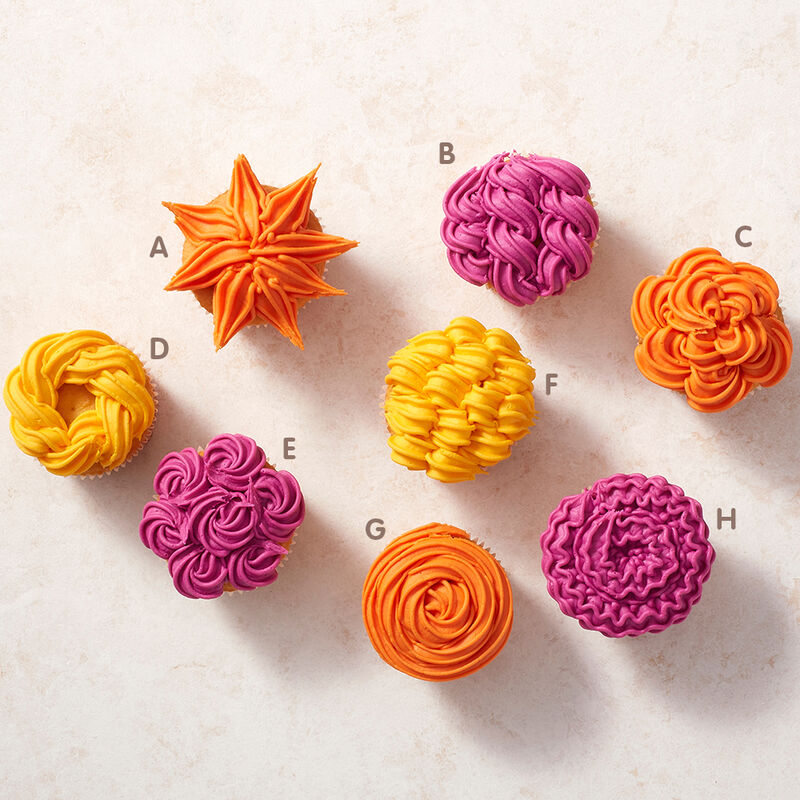 Bright and Bold Cupcakes image number 1