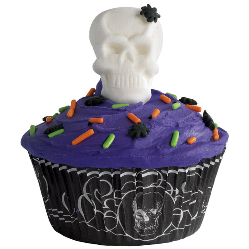 Skull Cupcakes image number 0