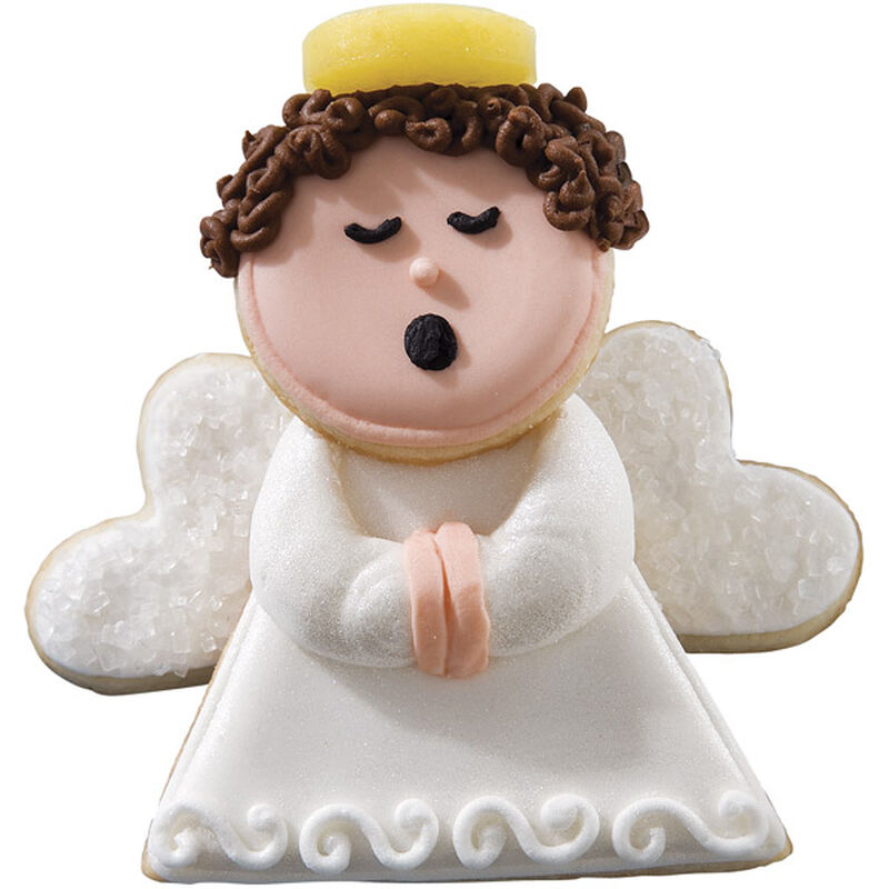 Celestial Caroler Christmas Cookies image number 0