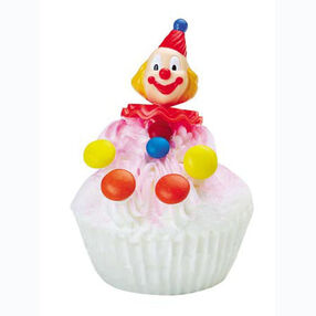 Sit Down With A Clown Cupcakes