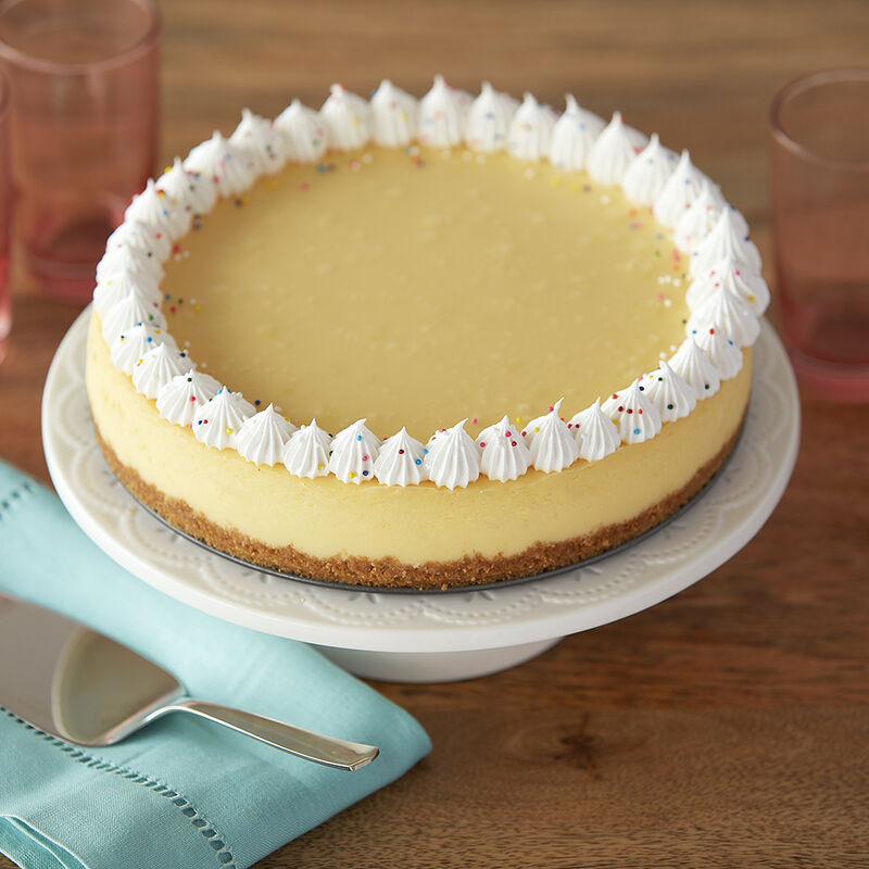 Creamy Cheesecake image number 4