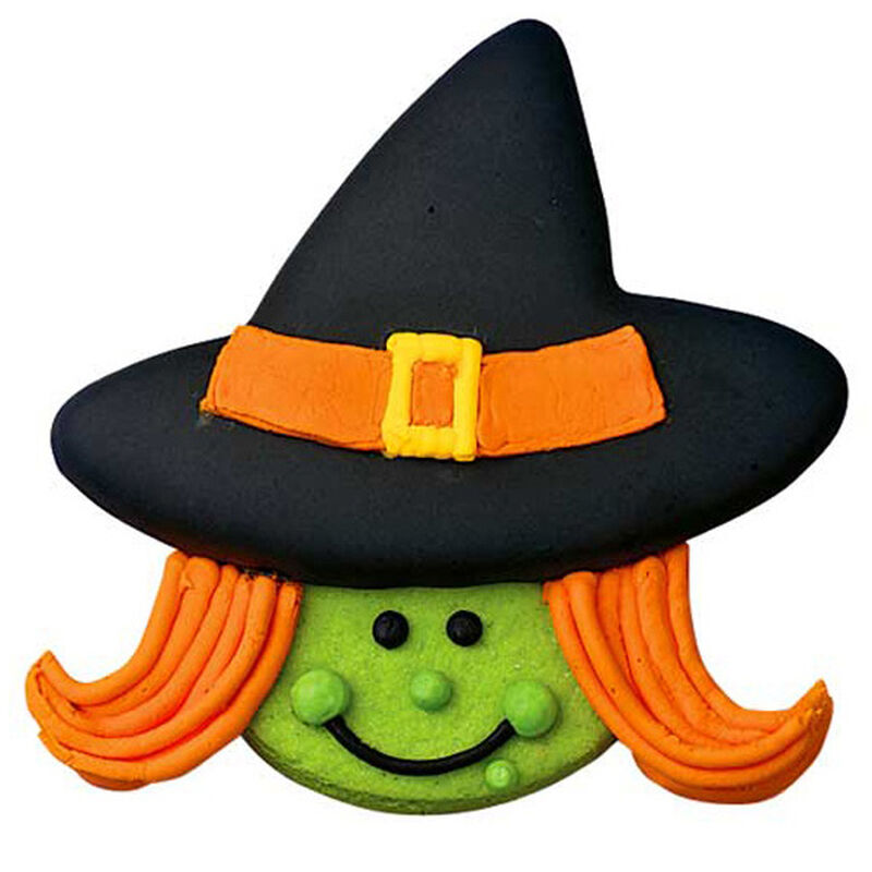 Welcoming Witch Cookies image number 0
