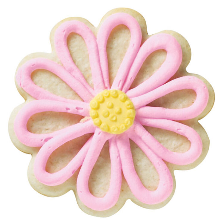 Spring's First Flower Cookie